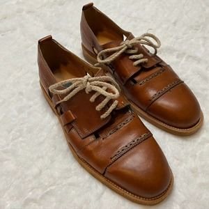 Bally Duca Oxfords Made in Italy 7.5